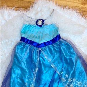 FROZEN Elsa costume ❄️❄️4-5t